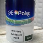 FIBRE REINFORCED PAINT